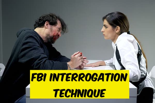 Catch you husband cheating with FBI Interrogation Technique