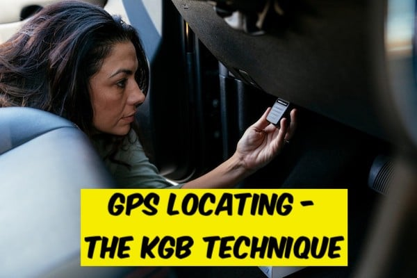 Install a GPS Locating to catch your cheating husband