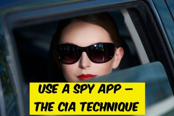 Use a Spy App to catch your cheating husband