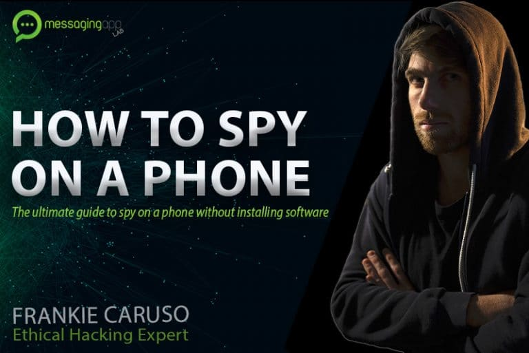 how to spy on a cell phone without installing software