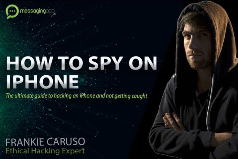 How to Spy on iPhone