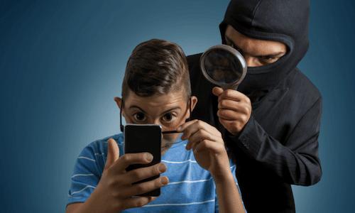 Spy on child phone