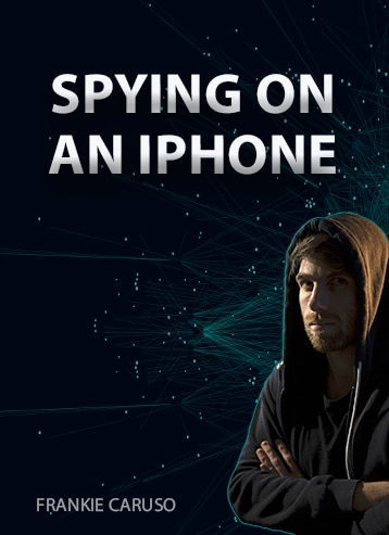 Spying on an iPhone