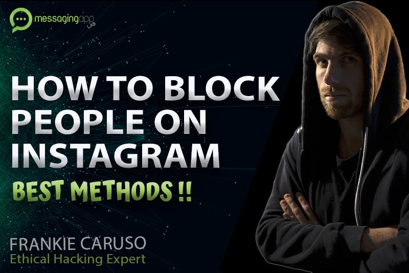 How to Block and Unblock someone on Instagram