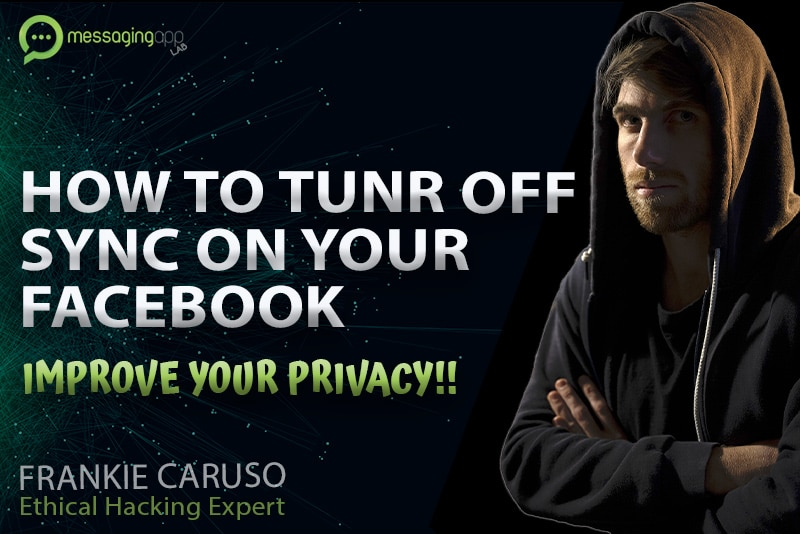 HOW TO TURN OFF SYNC ON YOUR FACEBOOK