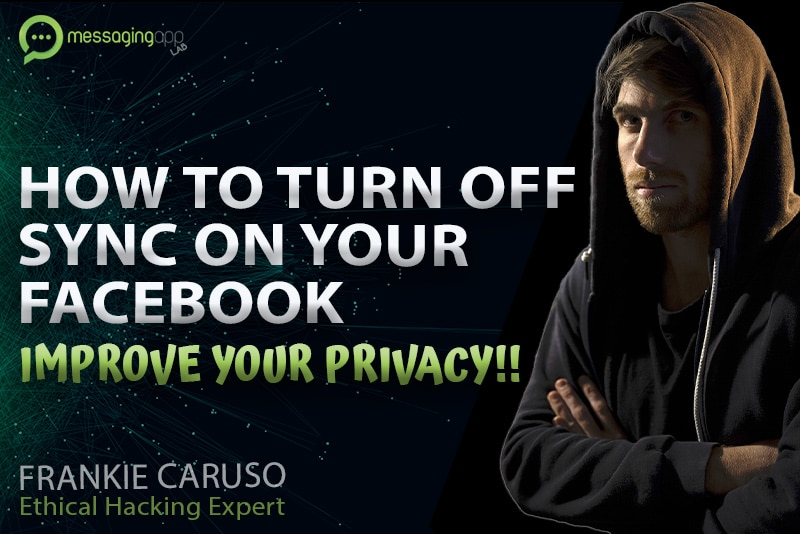 Turn Off Sync on Your Facebook